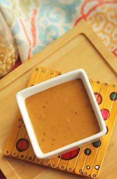 resep masakan thai spicy peanut sauce