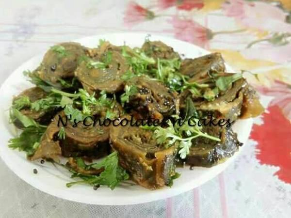 Gujarati famous Farsan Patra
