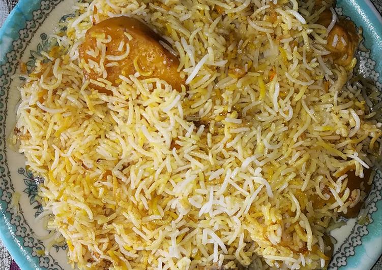 Chicken Biryani Recipe By Farheen Haider Cookpad