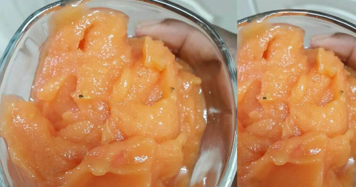 Frozen mango smoothies Recipe by Chazzie Poche - Cookpad