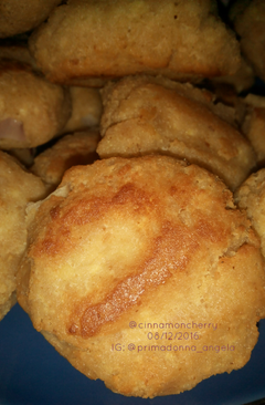 resep masakan perkedel tahu susu indonesian tofu patties