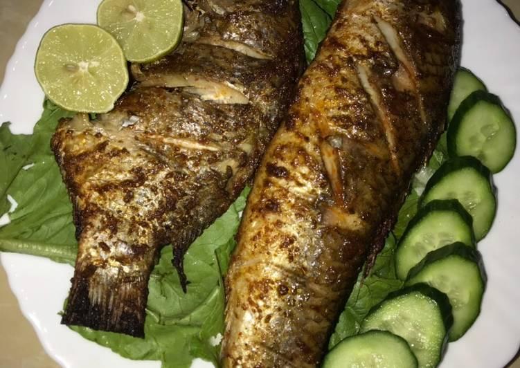 Grilled Fish Recipe By Aishatu Salisu Cookpad India