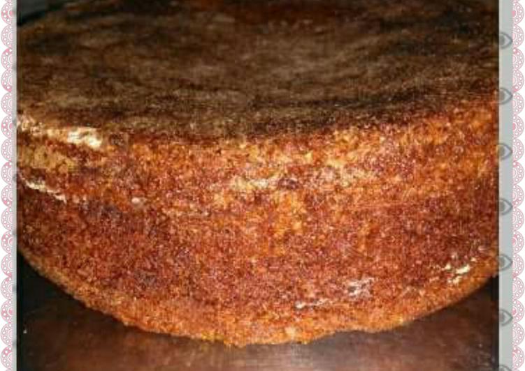 Eggless Biscuit Cake In Pressure Cooker Recipe By Renu Mishra Cookpad