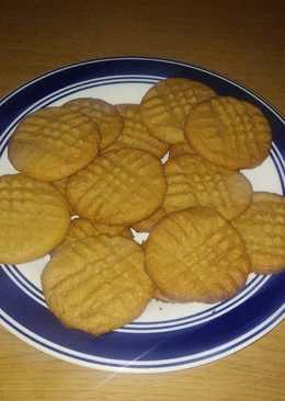 Pookie's Peanut Butter Sugar Cookies