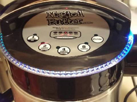 melted butter machine
