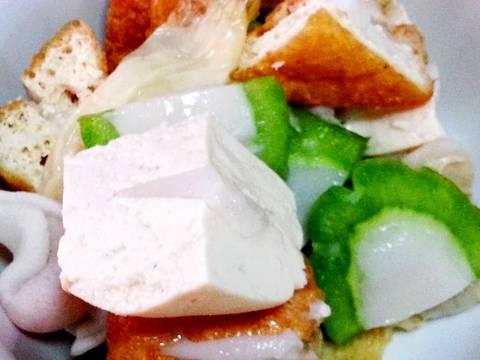 Yong Tau Foo Soup Recipe By Salg Cookpad