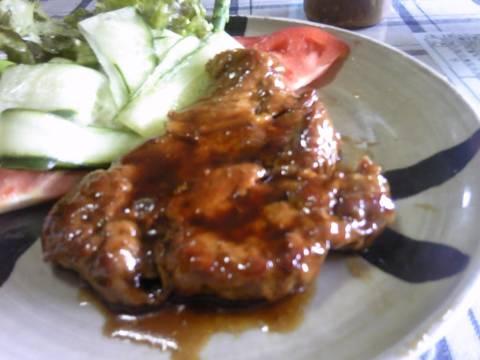 Yokkaichi Pork Steak--The Real Deal Recipe by cookpad.japan - Cookpad