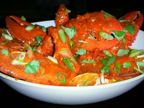 how to cook chili garlic crab