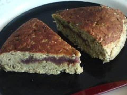 Black Bean Amp Okara Cake Matcha Amp Kuromitsu Flavour