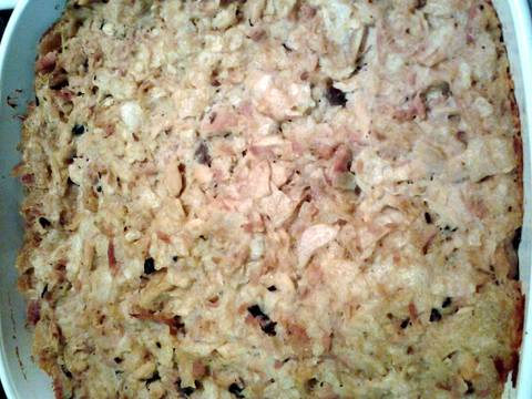 Tuna fish casserole old school recipe by skunkmonkey101 for Tuna fish casserole recipe
