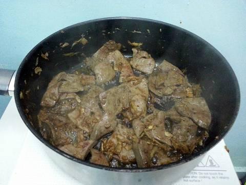 Pork Liver With Ginger recipe step 3 photo