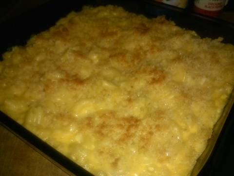 Baked Macaroni And Cheese Recipe By Carolyn Cookpad
