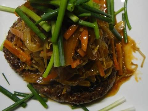A Chef's Recipe for Korean Style Bulgogi Tofu Hamburgers ...
