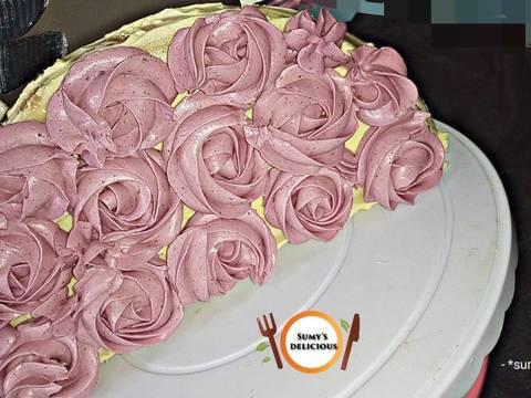 How To Make A Purse Cake Shape Recipe Step 3 Photo