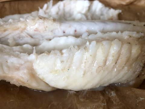 Steamed Monkfish Recipe By Amazing Lady Grace Cookpad