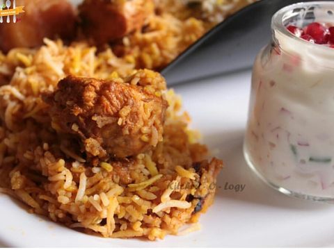 Chicken Biryani Name Rice Recipe By Sanam Merchant Rachna Chadha