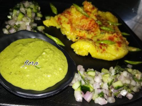 Surti locho recipe (Gujarati Street food recipe) Recipe by Flora