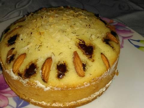 Sooji Ka Cake Cooker No Bake Recipe By Aneeta Rai