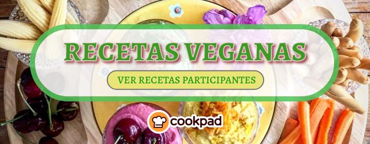Recetas veganas 🌿🥑🍎🌽🥕🍅