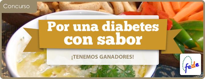 Por una diabetes con sabor