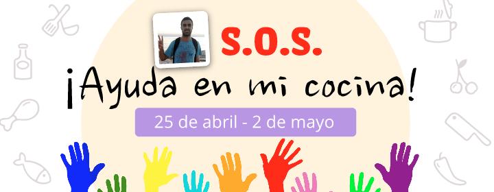 S.O.S. ¡Ayuda en mi cocina! 🙏