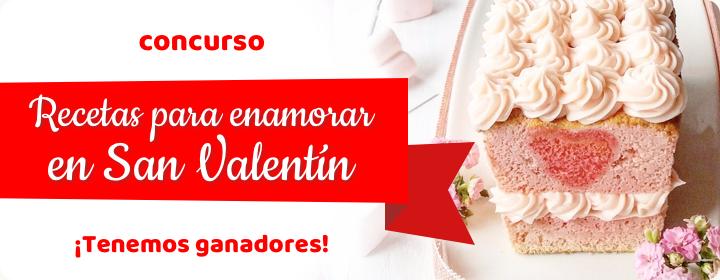 Recetas para enamorar en San Valentin