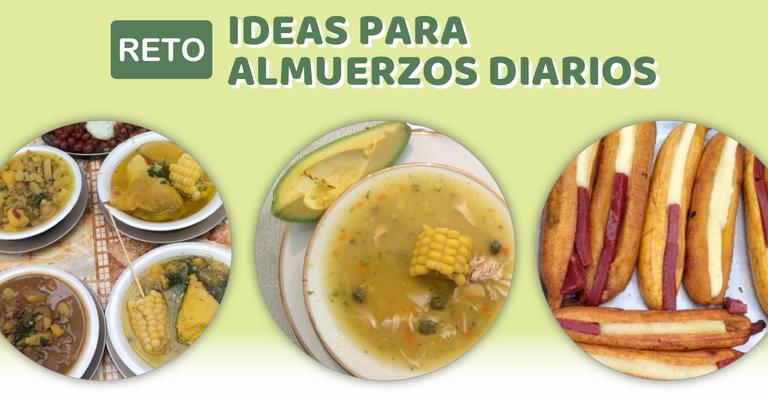 Ideas para almuerzos diarios colombianos - Cookpad
