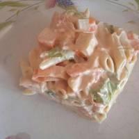 Ensalada de Pasta y Ahumados