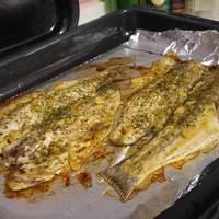 Pescado al horno fácil y rápido