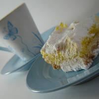 Cuadrados húmedos de limón 🍋 (lemon bars)