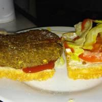 Hamburguesas veganas de lentejas!