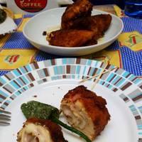 Flamenquines de pollo