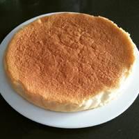 Pastel japonés de queso y naranja, fácil y esponjoso