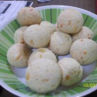 Pan de queso Brasileño {Pão de Queijo Brasileiro}