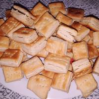 Bizcochitos criollitos