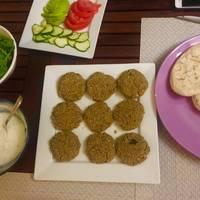 Falafel al horno 🥙 🥙 🥙