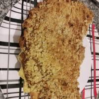 """Torta de crocante de avena y dulce de leche """"Abuela María"""""""