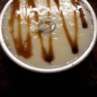 Flan de maizena con leche