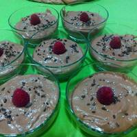 Mousse de Chocolate con Baileys