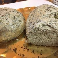 Pan integral de espelta con chía y sésamo