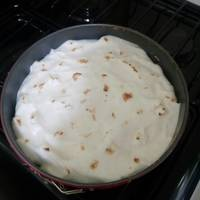Pie de limón con galletas maría
