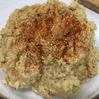 Hummus. Crema fría de garbanzos