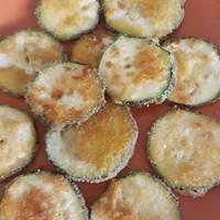 Calabacin frito