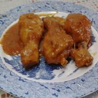 Muslitos de pollo con especias marroquíes