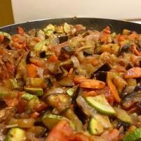 Ratatouille (Delicia de verduras)