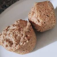 Mini pan integral en microondas