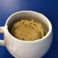 Torta en Taza en Microondas 3 Minutos!! Mugcake de Coco