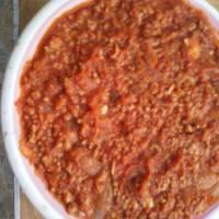 Salsa boloñesa II