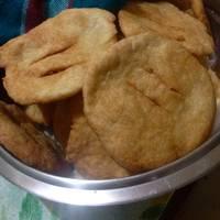 Macheteadas o Fritas de Harina