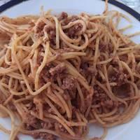 Espaguetis nueva versión
